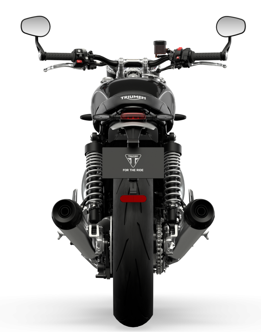 2021 Triumph Speed Twin updated, more power and torque, Euro 5 compliant, Brembo M50 Monobloc Image #1301386