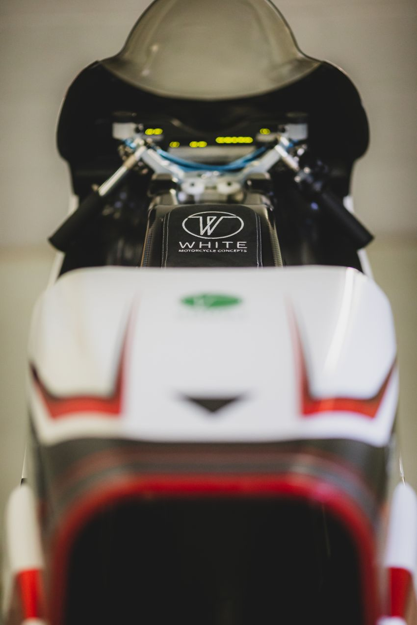 White Motorcycles aims for e-bike land speed record Image #1311403