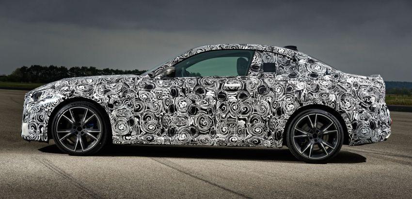 BMW 2 Series Coupe 2022 akan buat penampilan pertama 8 Julai ini di Goodwood Festival of Speed Image #1312626