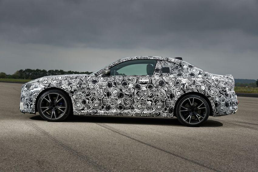 BMW 2 Series Coupe 2022 akan buat penampilan pertama 8 Julai ini di Goodwood Festival of Speed Image #1312620