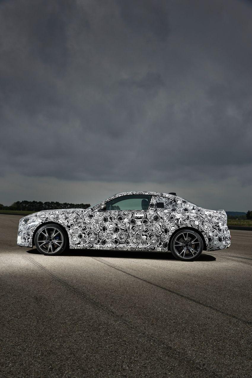 BMW 2 Series Coupe 2022 akan buat penampilan pertama 8 Julai ini di Goodwood Festival of Speed Image #1312621