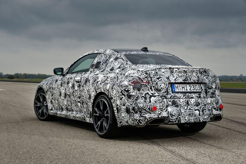 BMW 2 Series Coupe 2022 akan buat penampilan pertama 8 Julai ini di Goodwood Festival of Speed Image #1312624