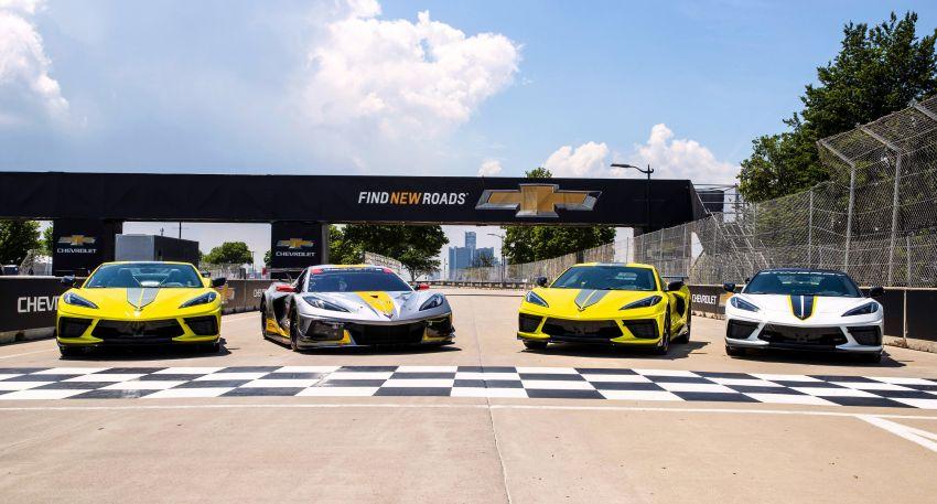 2022 Chevrolet Corvette Stingray gets new colours, engine tweaks, IMSA GTLM Championship Edition Image #1305610