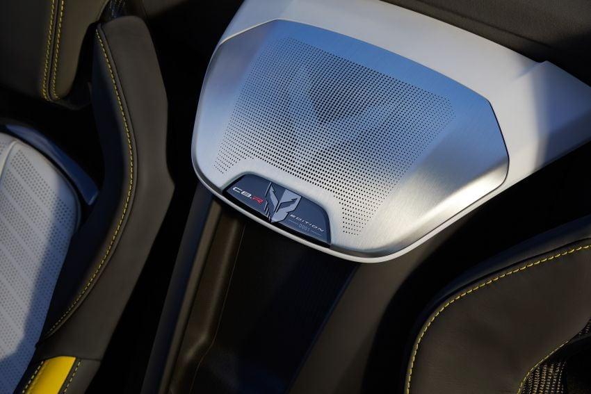 2022 Chevrolet Corvette Stingray gets new colours, engine tweaks, IMSA GTLM Championship Edition Image #1305613