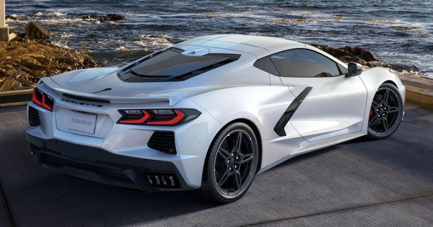 2022 Chevrolet Corvette Stingray gets new colours, engine tweaks, IMSA GTLM Championship Edition Image #1305614