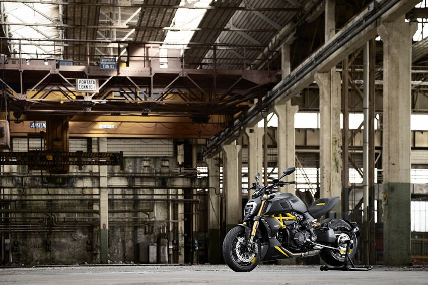 """2022 Ducati Diavel 1260 S """"Black and Steel"""" unveiled Image #1305340"""