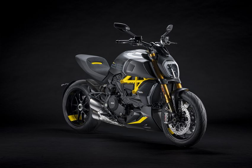 """2022 Ducati Diavel 1260 S """"Black and Steel"""" unveiled Image #1305351"""