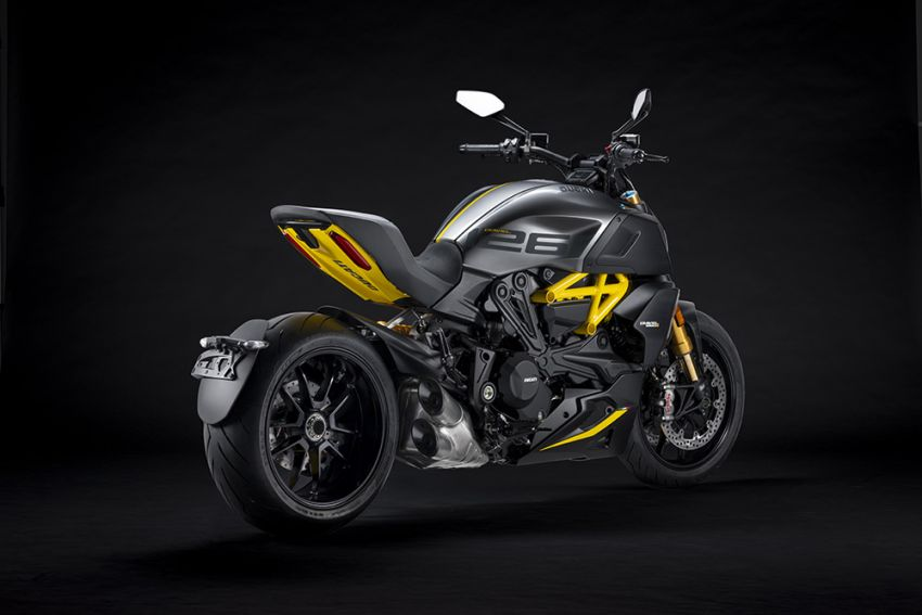 """2022 Ducati Diavel 1260 S """"Black and Steel"""" unveiled Image #1305352"""