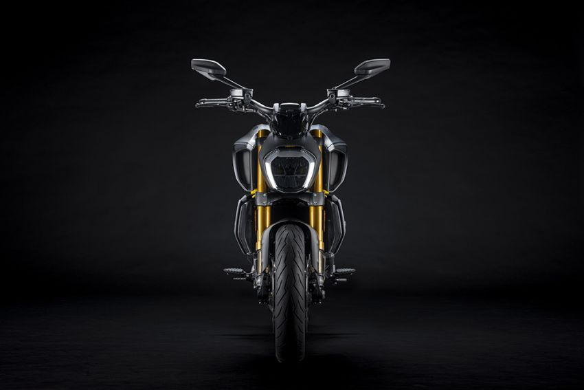 """2022 Ducati Diavel 1260 S """"Black and Steel"""" unveiled Image #1305355"""