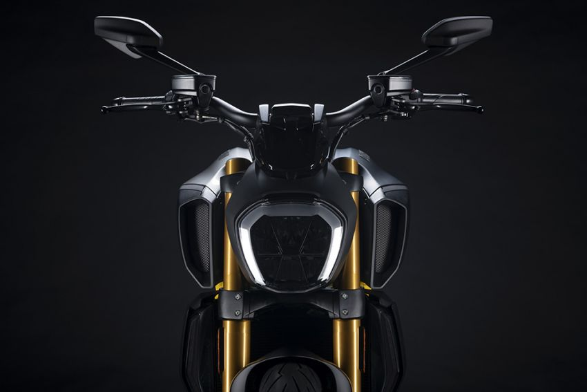 """2022 Ducati Diavel 1260 S """"Black and Steel"""" unveiled Image #1305356"""