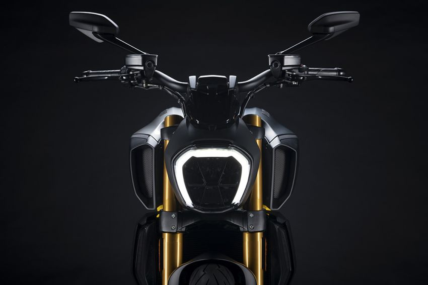 """2022 Ducati Diavel 1260 S """"Black and Steel"""" unveiled Image #1305357"""