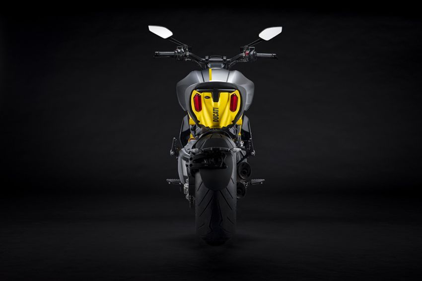 """2022 Ducati Diavel 1260 S """"Black and Steel"""" unveiled Image #1305358"""