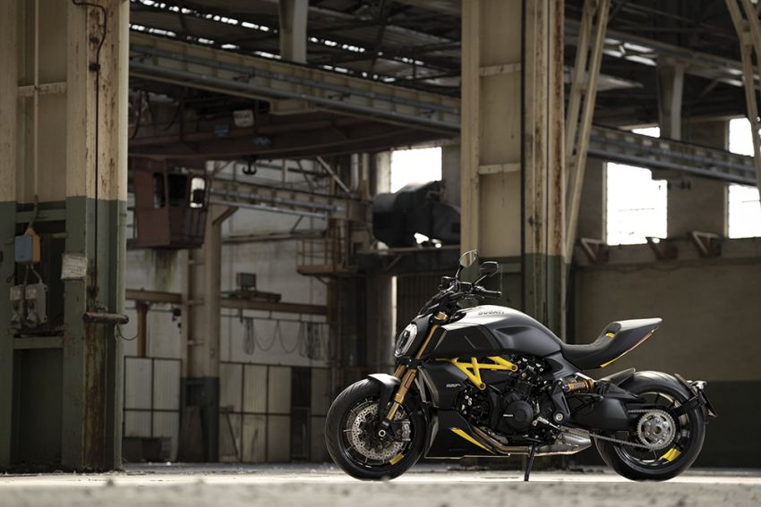 """2022 Ducati Diavel 1260 S """"Black and Steel"""" unveiled Image #1305341"""