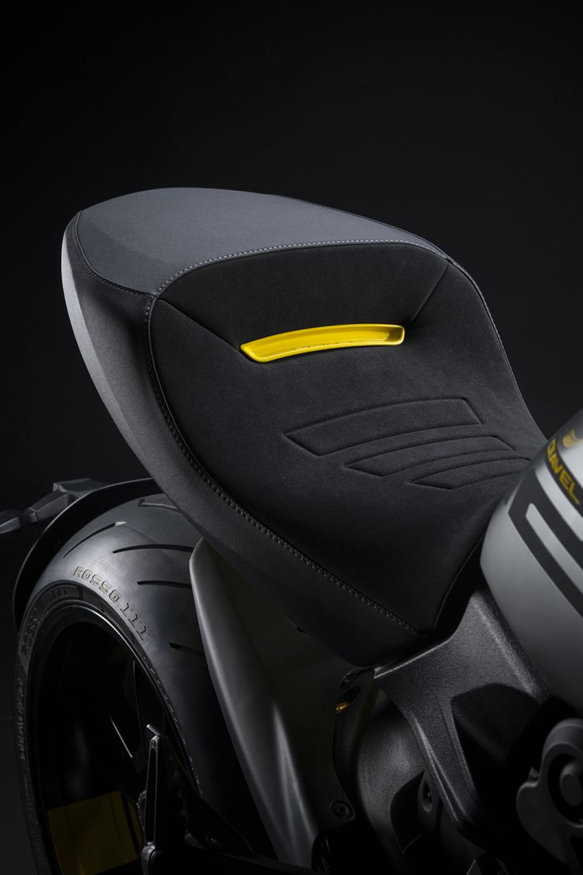 """2022 Ducati Diavel 1260 S """"Black and Steel"""" unveiled Image #1305360"""