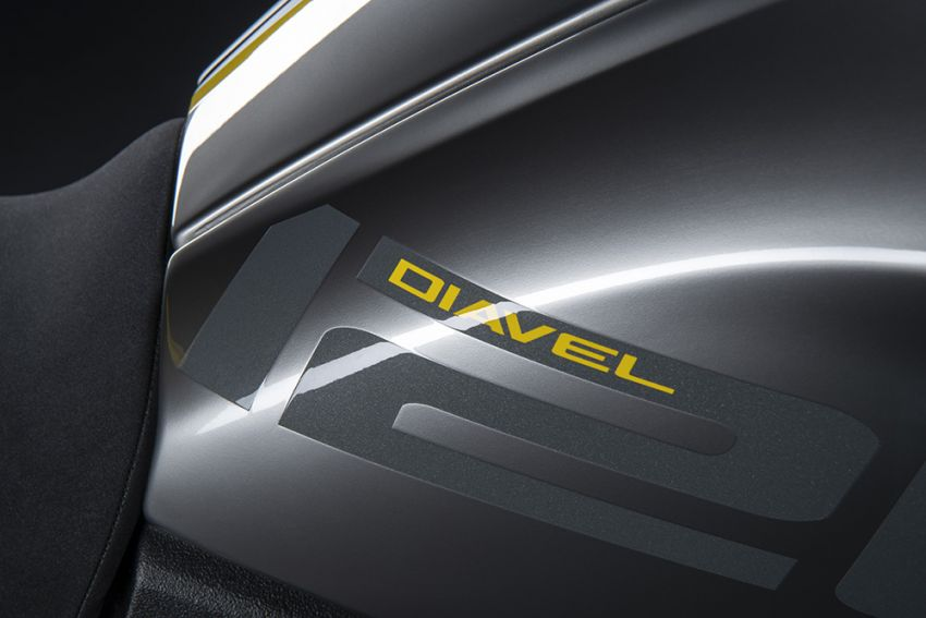 """2022 Ducati Diavel 1260 S """"Black and Steel"""" unveiled Image #1305365"""