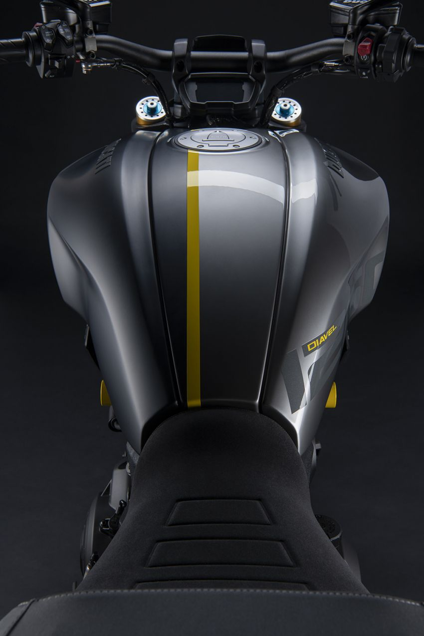 """2022 Ducati Diavel 1260 S """"Black and Steel"""" unveiled Image #1305366"""