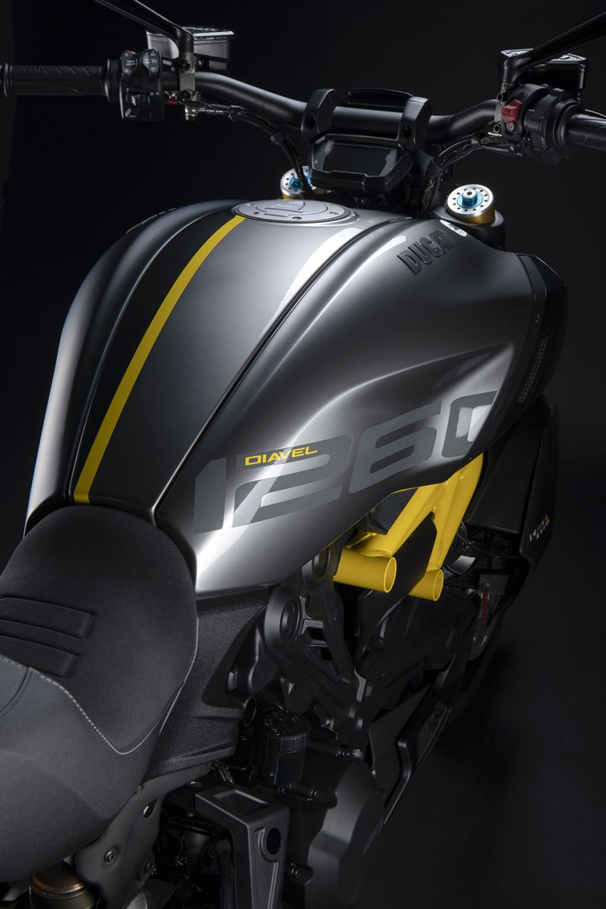 """2022 Ducati Diavel 1260 S """"Black and Steel"""" unveiled Image #1305367"""