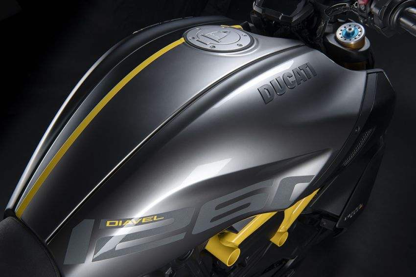 """2022 Ducati Diavel 1260 S """"Black and Steel"""" unveiled Image #1305368"""