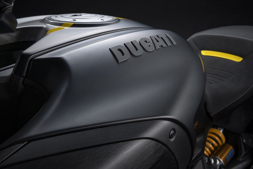"""2022 Ducati Diavel 1260 S """"Black and Steel"""" unveiled Image #1305370"""