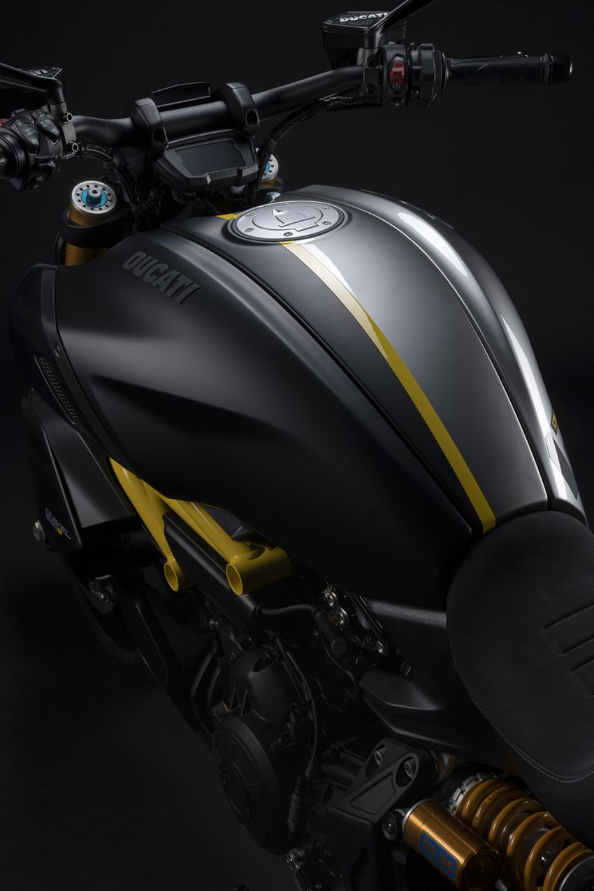 """2022 Ducati Diavel 1260 S """"Black and Steel"""" unveiled Image #1305375"""