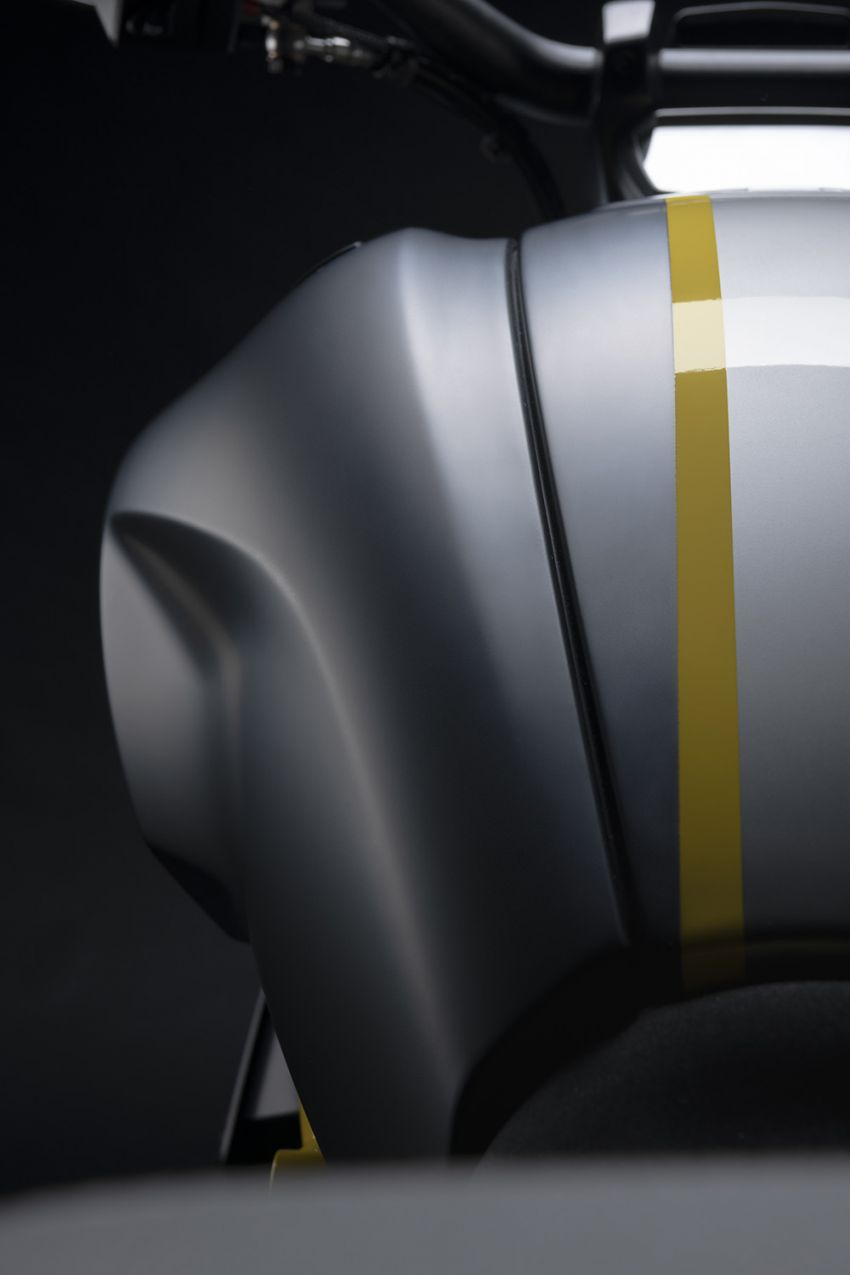 """2022 Ducati Diavel 1260 S """"Black and Steel"""" unveiled Image #1305378"""