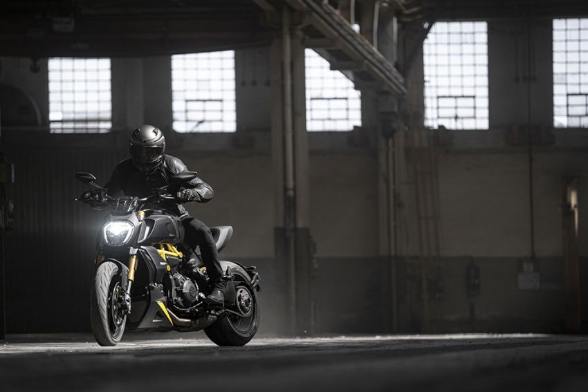 """2022 Ducati Diavel 1260 S """"Black and Steel"""" unveiled Image #1305343"""