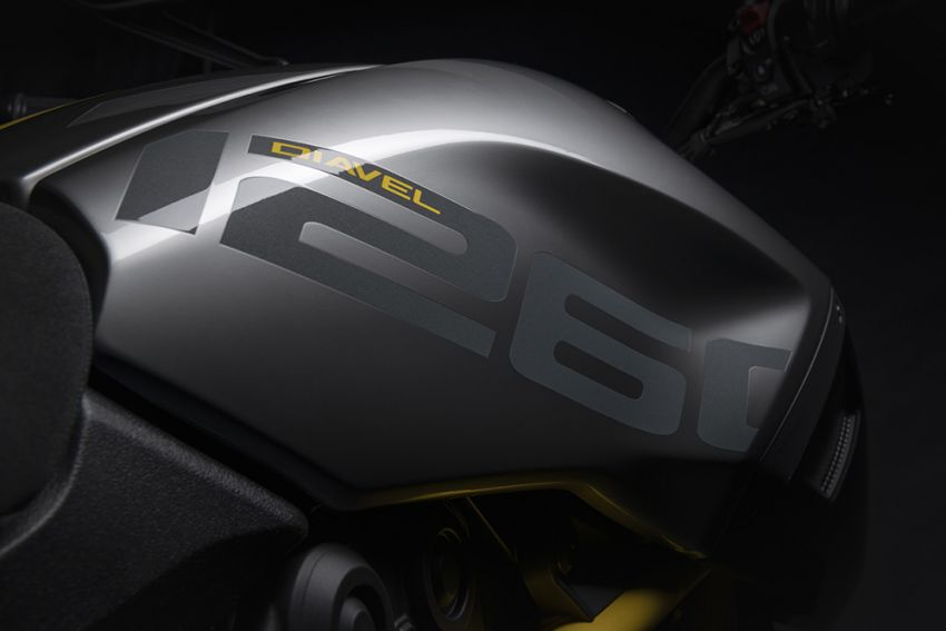 """2022 Ducati Diavel 1260 S """"Black and Steel"""" unveiled Image #1305379"""