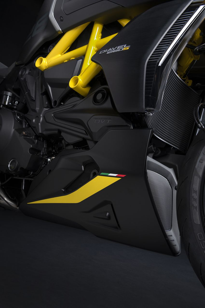 """2022 Ducati Diavel 1260 S """"Black and Steel"""" unveiled Image #1305382"""