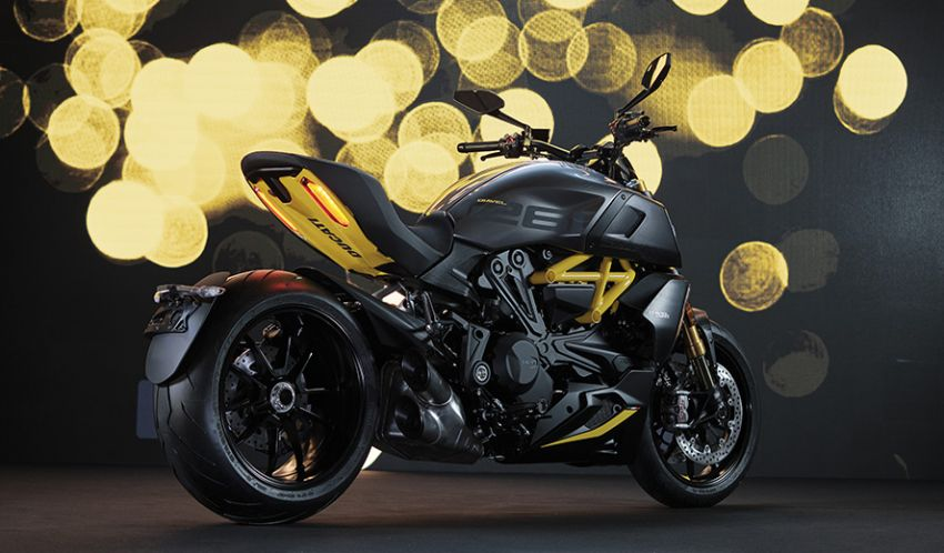 """2022 Ducati Diavel 1260 S """"Black and Steel"""" unveiled Image #1305344"""