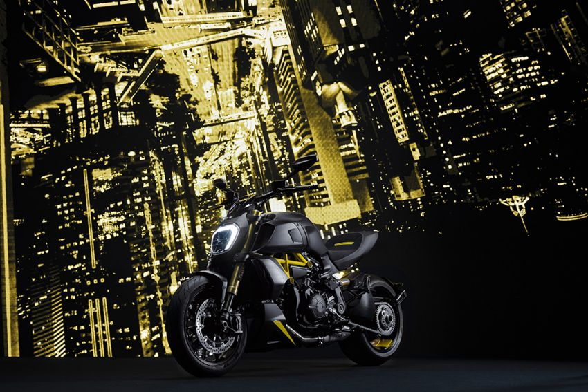 """2022 Ducati Diavel 1260 S """"Black and Steel"""" unveiled Image #1305347"""