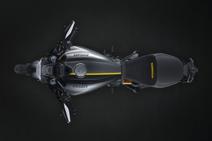 """2022 Ducati Diavel 1260 S """"Black and Steel"""" unveiled Image #1305348"""