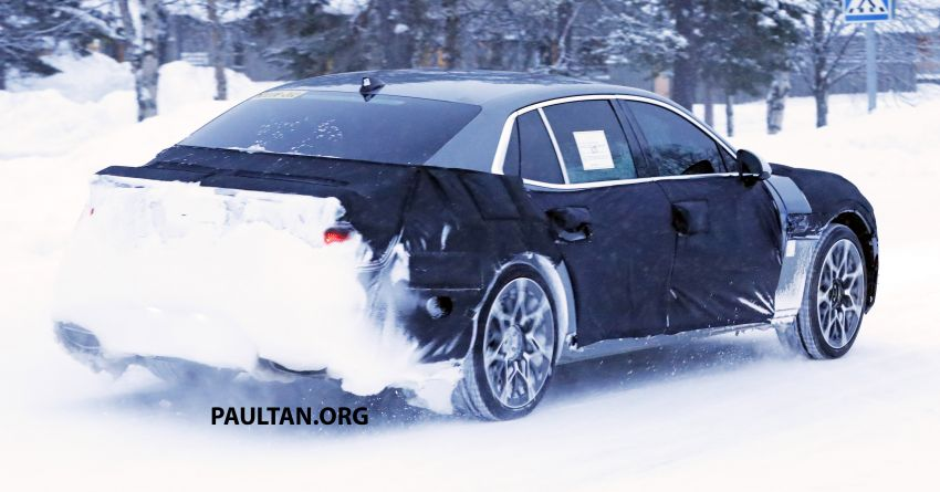 Hyundai to axe its Tau NA V8 – next-gen Genesis G90 could get turbo and all-electric powertrains instead Image #1306849