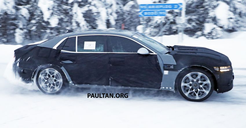Hyundai to axe its Tau NA V8 – next-gen Genesis G90 could get turbo and all-electric powertrains instead Image #1306837
