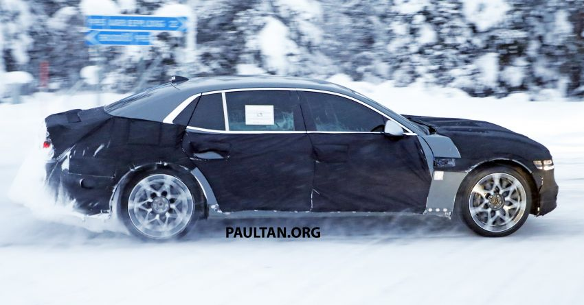 Hyundai to axe its Tau NA V8 – next-gen Genesis G90 could get turbo and all-electric powertrains instead Image #1306838