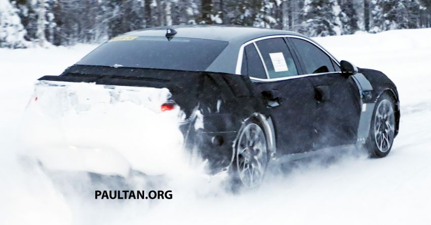 Hyundai to axe its Tau NA V8 – next-gen Genesis G90 could get turbo and all-electric powertrains instead Image #1306840