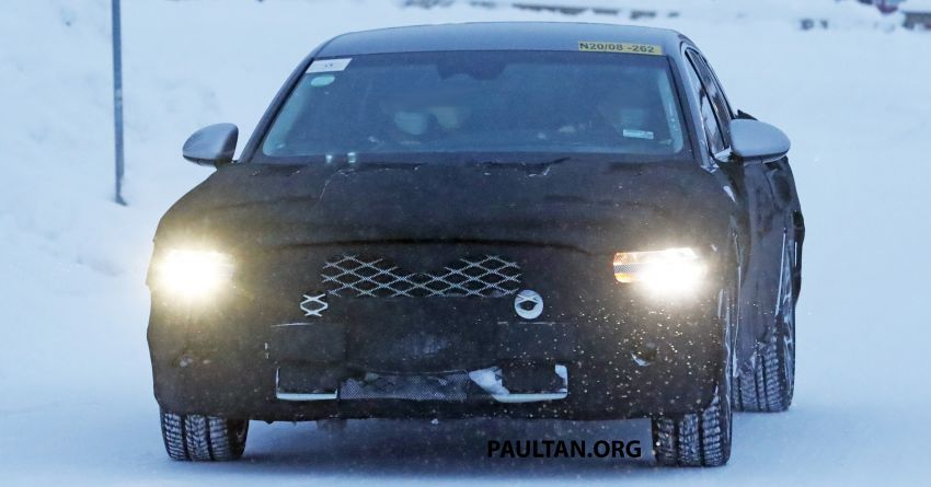 Hyundai to axe its Tau NA V8 – next-gen Genesis G90 could get turbo and all-electric powertrains instead Image #1306841