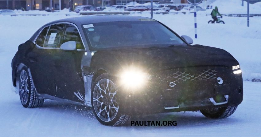 Hyundai to axe its Tau NA V8 – next-gen Genesis G90 could get turbo and all-electric powertrains instead Image #1306842