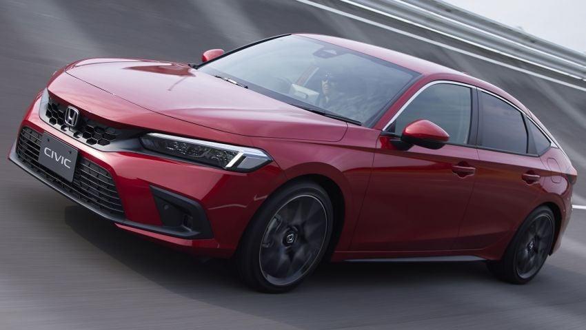 Honda Civic Hatchback 2022 didedahkan – pilihan kotak gear manual 6-kelajuan, suspensi lebih sporty Image #1311355
