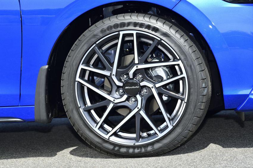 Honda Civic Hatchback 2022 dengan kit aksesori Modulo didedahkan di Jepun – rupa lebih garang Image #1311771