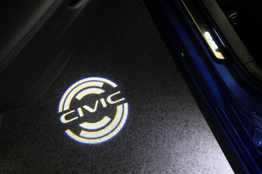 Honda Civic Hatchback 2022 dengan kit aksesori Modulo didedahkan di Jepun – rupa lebih garang Image #1311768
