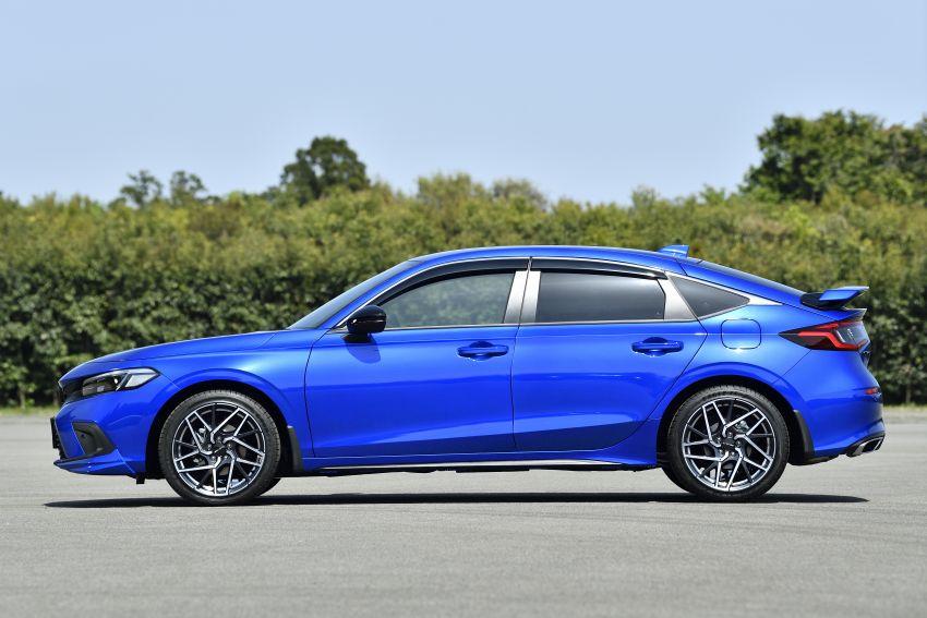 2022 Honda Civic Hatchback – Modulo bodykit shown Image #1311650