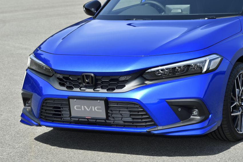 2022 Honda Civic Hatchback – Modulo bodykit shown Image #1311654