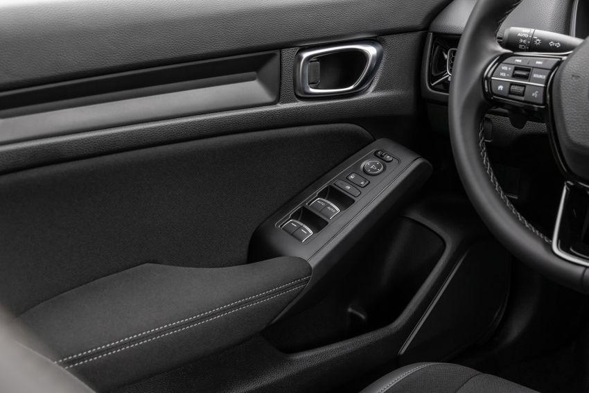 Honda Civic 2022 mula dijual di AS – bermula RM94k, 2.0L NA & 1.5L Turbo, standard dengan Honda Sensing Image #1309438