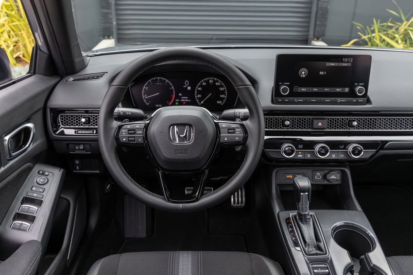 2022 Honda Civic goes on sale in US, from RM93,800 Image #1309058