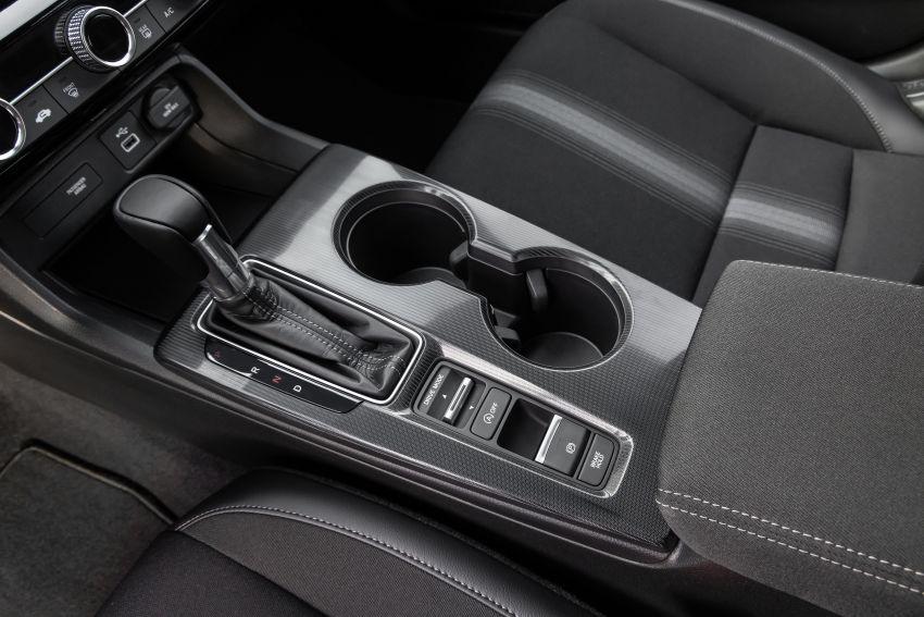 Honda Civic 2022 mula dijual di AS – bermula RM94k, 2.0L NA & 1.5L Turbo, standard dengan Honda Sensing Image #1309429