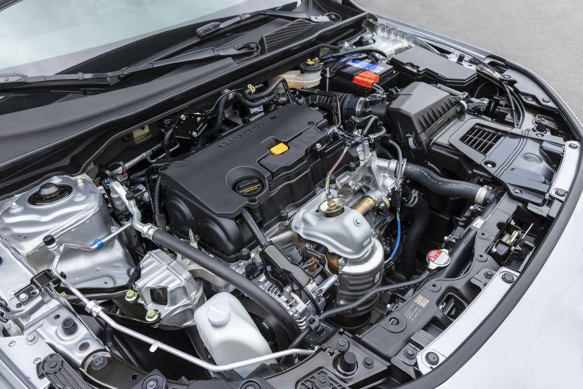 Honda Civic 2022 mula dijual di AS – bermula RM94k, 2.0L NA & 1.5L Turbo, standard dengan Honda Sensing Image #1309424