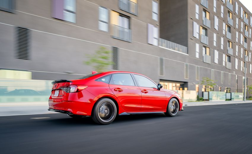 2022 Honda Civic goes on sale in US, from RM93,800 Image #1309047