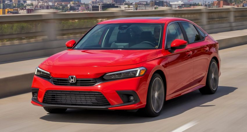 2022 Honda Civic goes on sale in US, from RM93,800 Image #1309078