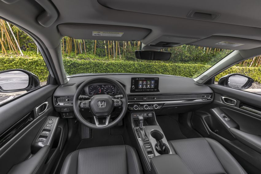 2022 Honda Civic goes on sale in US, from RM93,800 Image #1309092
