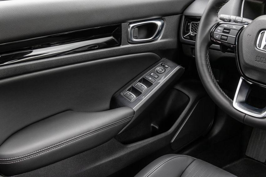 Honda Civic 2022 mula dijual di AS – bermula RM94k, 2.0L NA & 1.5L Turbo, standard dengan Honda Sensing Image #1309407
